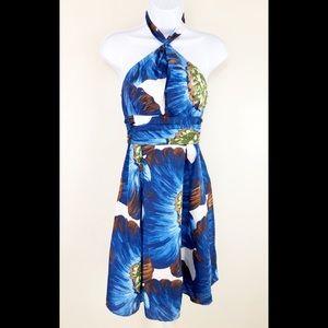 NWT Max & Cleo Silk Dress